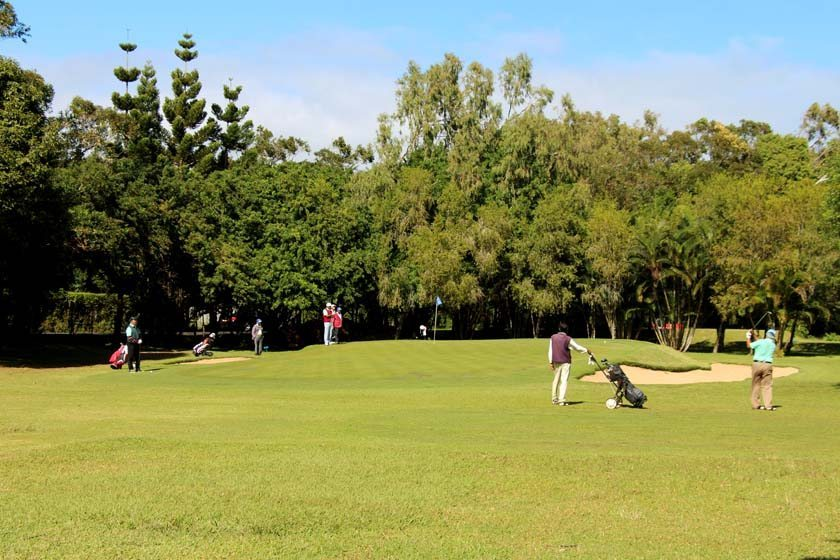 Gymkhana Golf Course